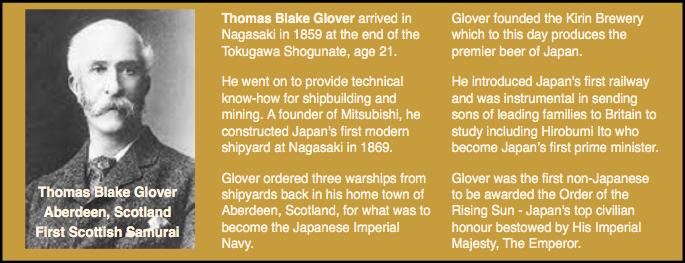 Thomas Blake Glover