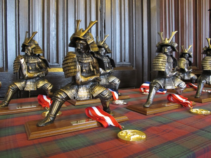 2015 Samurai Awards