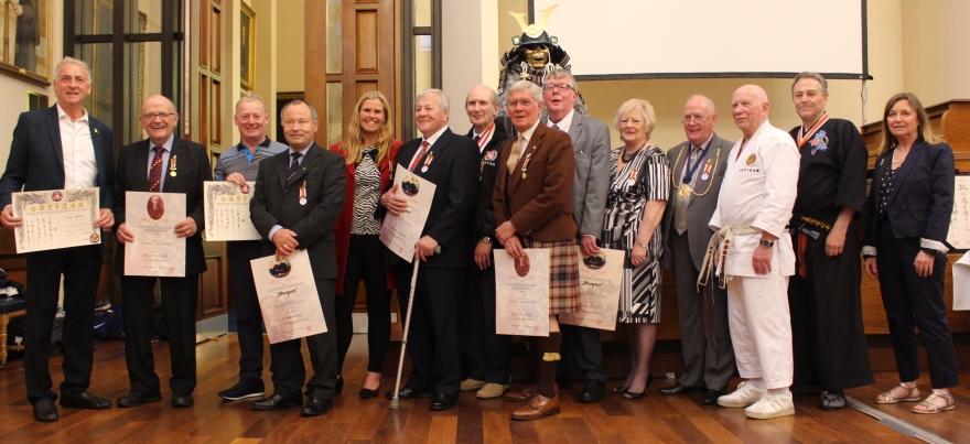 OSS at Trinity Hall, Aberdeen
