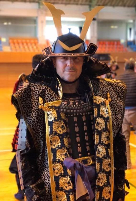 Will Reed in Samurai